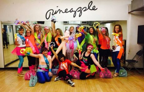 80s Hen Party Dance Class
