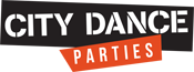 City Dance Parties Logo