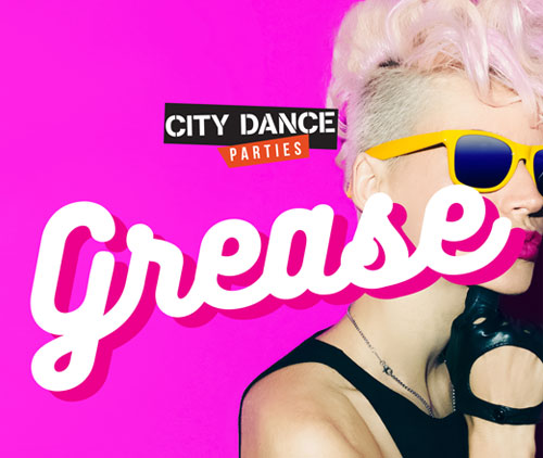 dance classes hen party Grease Hen Party
