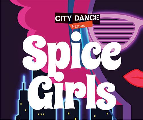 Spice Girls Hen Party Dance Classes