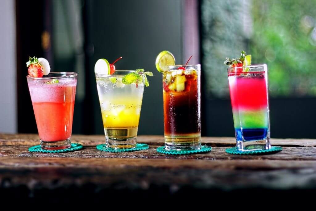 Healthy Hen Party Drinks