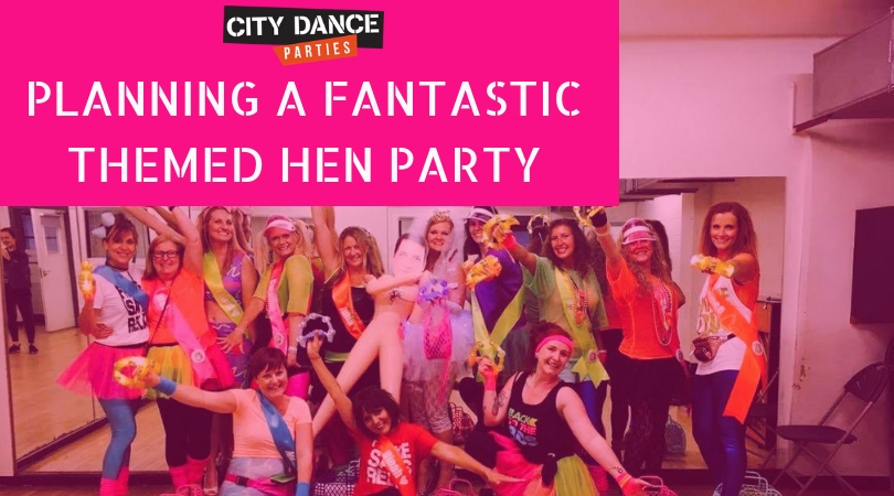 Themed Hen Party