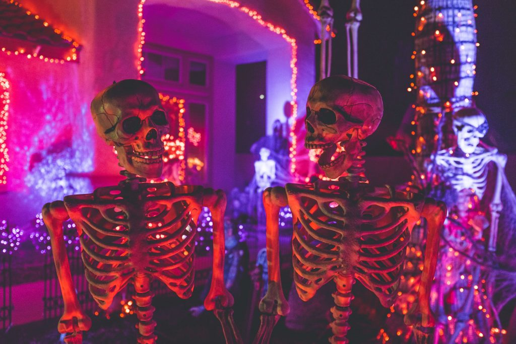 Halloween Hen Party Themes