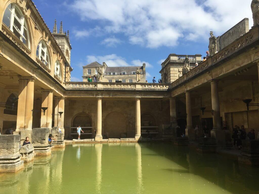 Bath Spa Roman Baths