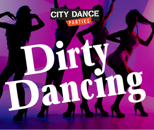Dirty Dancing Hen Party Dance Classes