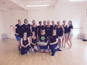 Hen Party Strictly Dance Class