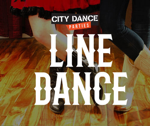 Line Dancing Hen Party Dance Classes