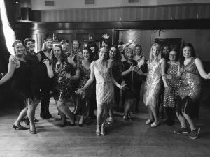 Roaring 20s Hen Party Dance class