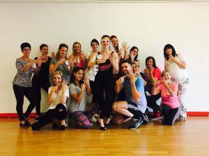 Nottingham Hen Dance Class