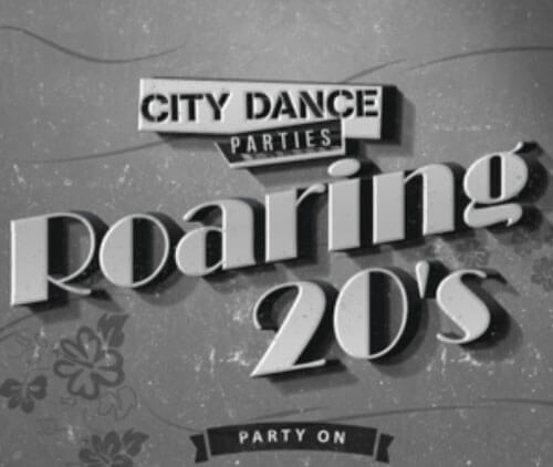 Roaring 20's Hen Party Dance Classes