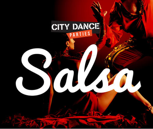 Salsa Hen Party Dance Class