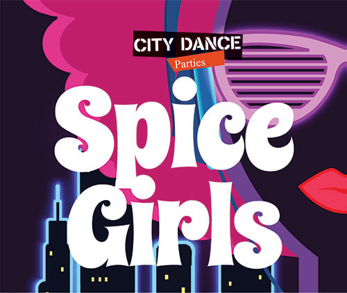 Spice Girls Hen Party Dance Classes