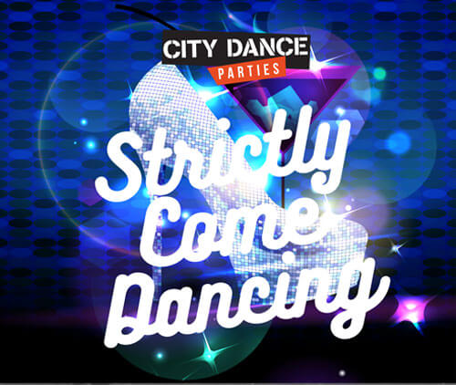 Strictly Come Dancing Hen Party Dance Classes