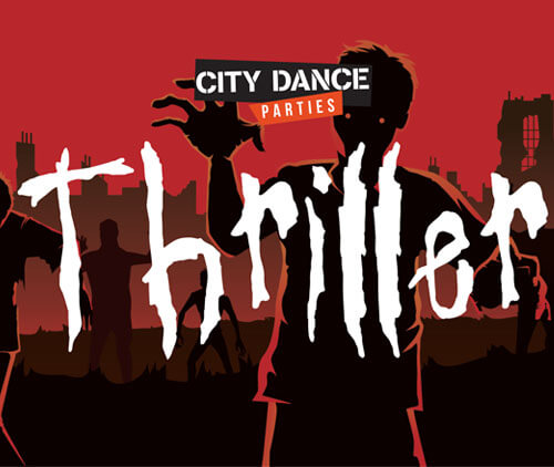 Thriller Hen Party Dance Classes