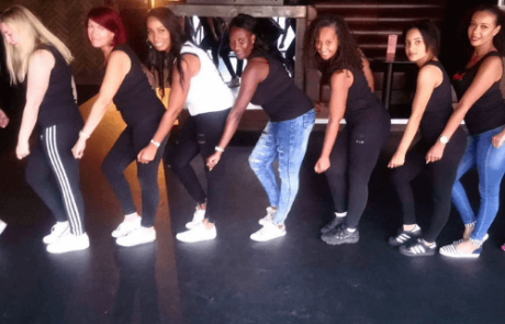 Beyonce Hen Party Dance Class