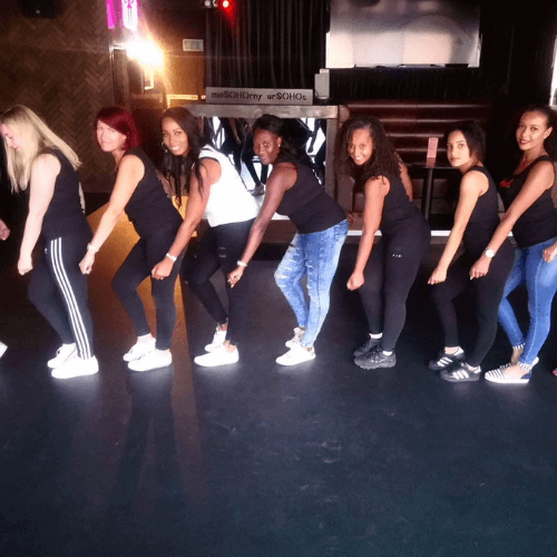 Beyonce Hen Party Dance Class