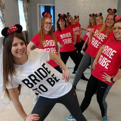 Disney Hen Party Dance Classes