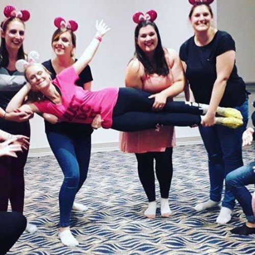 Disney Dance Class