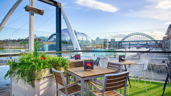 Hen Party Venues in Newcastle