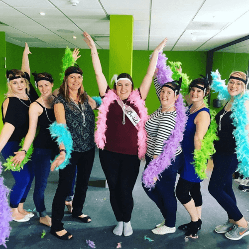 Roaring 20s Hen Party Dance Class