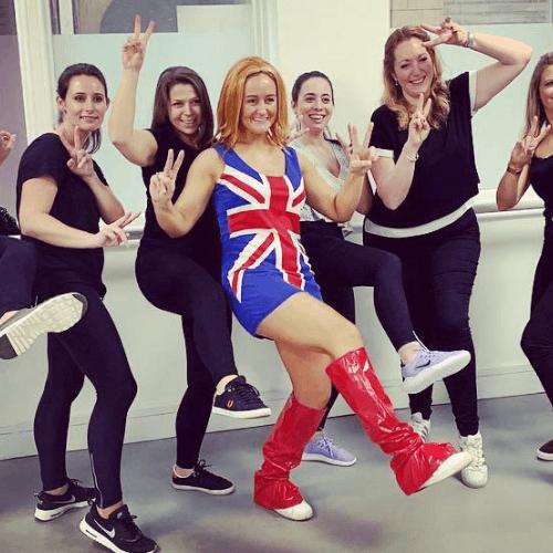 Spice Girls Hens