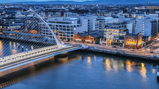 Hen do in Dublin