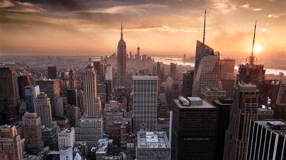 Hen do in New York