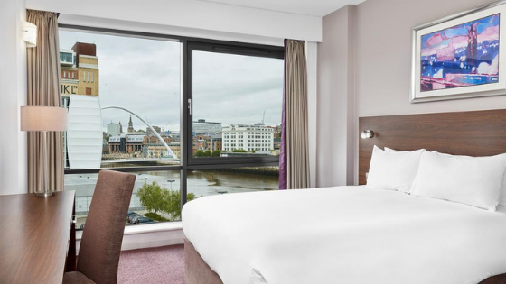 Jurys Inn Newcastle - Hen Party Friendly Hotels in Newcastle