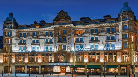 The County Hotel Newcastle - Hen Party Friendly Hotels in Newcastle