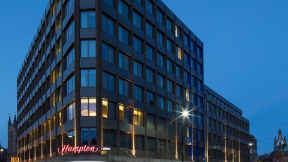 The Hampton by Hilton Newcastle - Hen Party Friendly Hotel in Newcastle