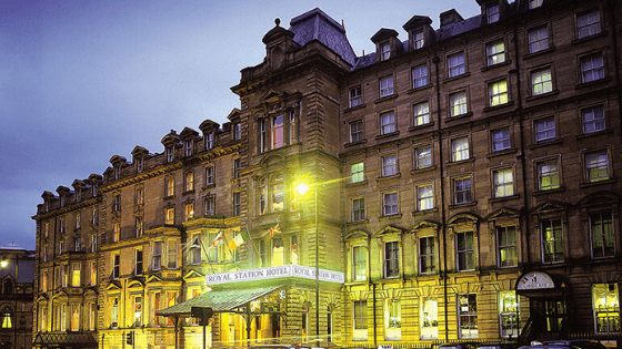 The Royal Station Hotel Newcastle - Hen Party Friendly Hotels in Newcastle