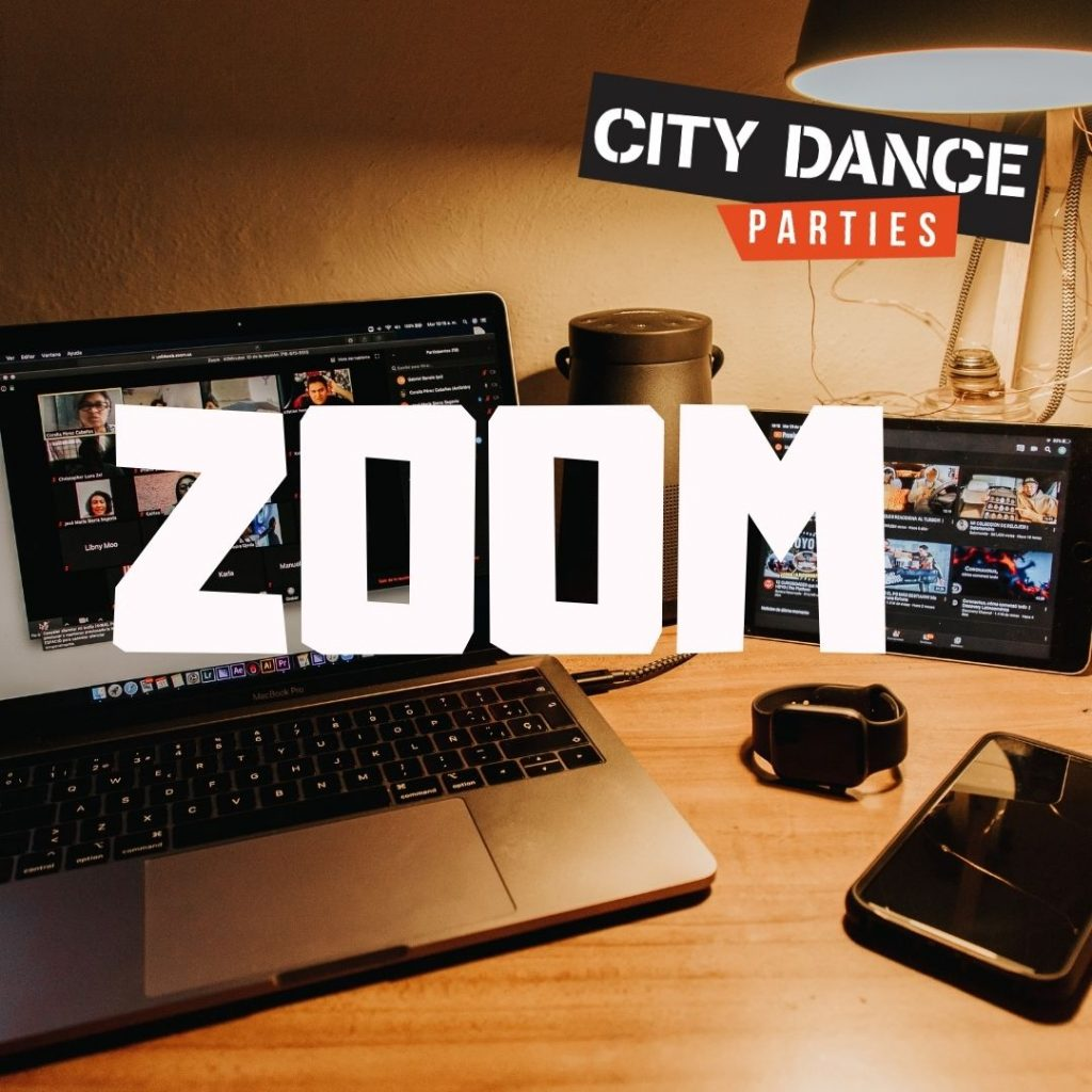ZOOM Dance Classes